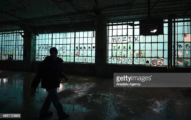 A view of the City of Detroit Michigan USA on January 15 2014 The US city of Detroit once a symbol of US industrial power filed for bankruptcy with...