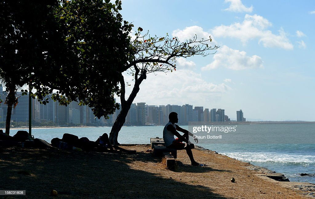 A view of the city on December 11, 2012 in Fortaleza, Brazil.