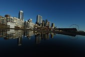 View of the downtown business area of Seattle Washington on November 10 2014 Seattle is the northernmost major city in the contiguous United States...