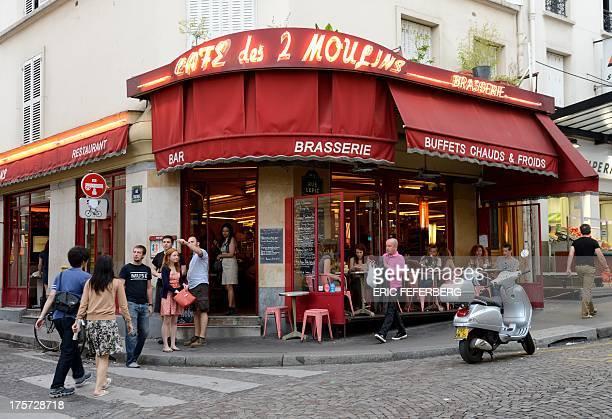 Le Moulin  Ef Bf Bd Caf Ef Bf Bd Paris
