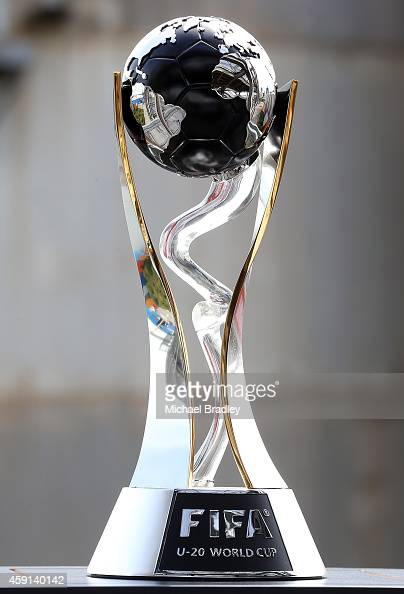 A view of the FIFA U20 World Cup at Silo Park on November 18 2014 in Auckland New Zealand The FIFA U20 World Cup is held in Auckland New Zealand from...