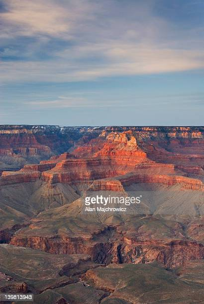 View of the Grand Canyon from Mather Point, Grand Canyon National Park, Arizona, USA