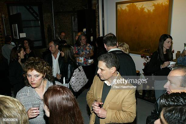 View of the Kodak Producers' Reception during the 2004 Tribeca Film Festival at Tribeca Performing Arts Center May 4 2004 in New York City