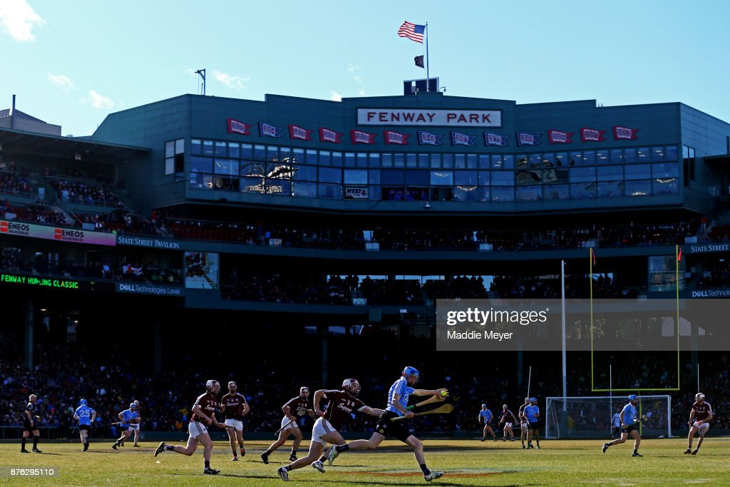 2017 AIG Fenway Hurling Classic and Irish Festival