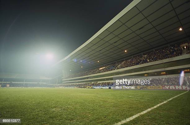 A view of the new West Stand at Tottenham Hotspur's White Hart Lane ground London 18th January 1982