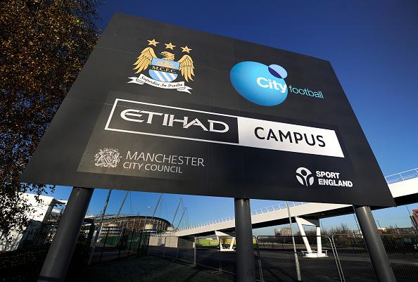 Soccer - Etihad Stadium - Manchester City : News Photo