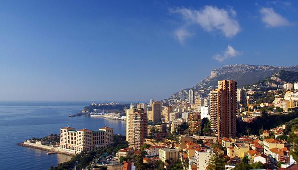Principality of Monaco; : News Photo