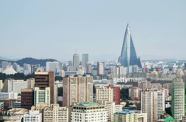 Image result for pyongyang  getty images