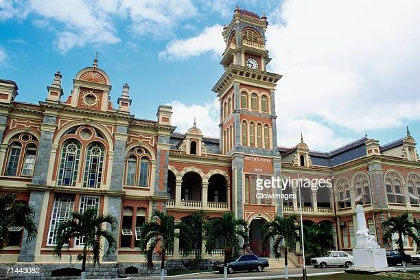 View of the Queen's Royal College, Port of Spain, Trinidad