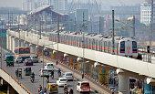 IND: Delhi Metro Red Line: Dilshad Garden-Ghaziabad New Bus Adda Corridor To Open Soon