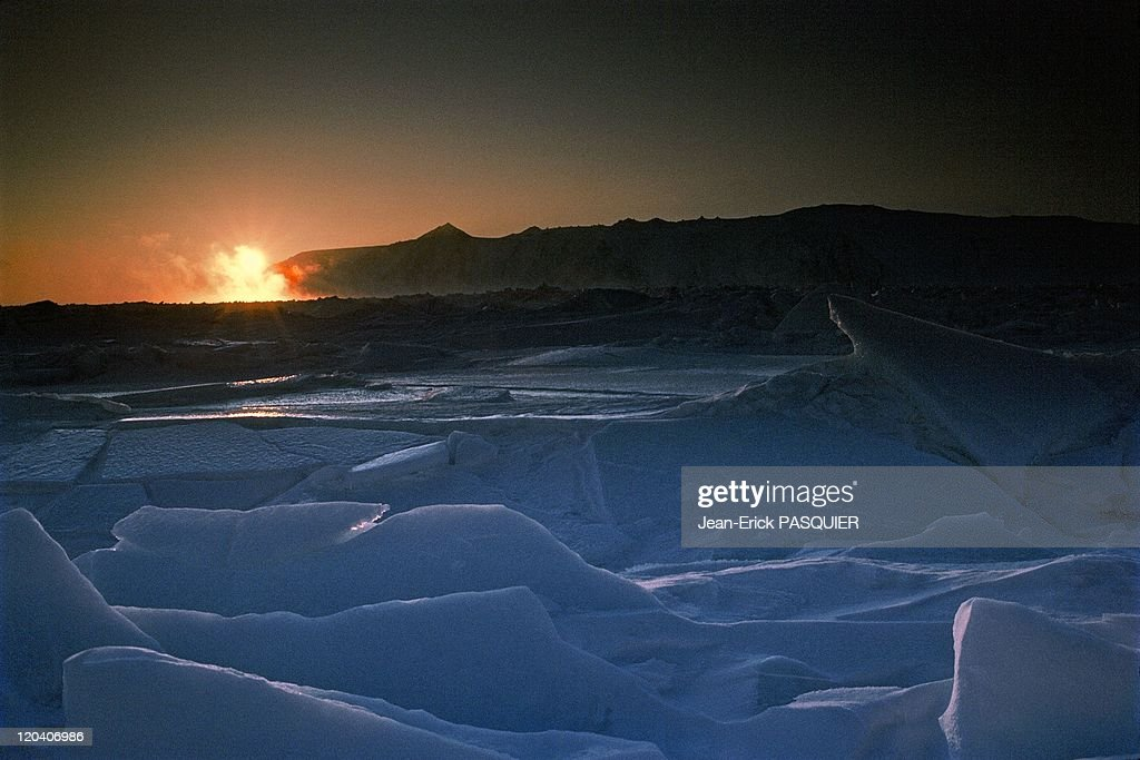 View Of The Russian Island Of Big Diomede From Alaska United - Is alaska part of united states