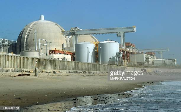 View of the San Onofre Nuclear Power Plant in north San Diego County on March 15 2011 The San Onofre Nuclear Power Plant sits at the edge of the...