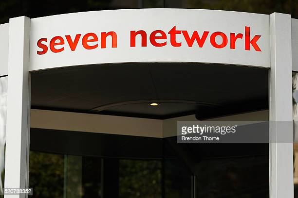 A view of the Seven Group Holdings Limited Pyrmont offices on April 13 2016 in Sydney Australia The NSW Supreme Court on Wednesday granted an urgent...