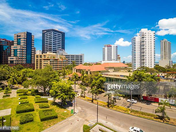 View of the streets in Ayala Center Cebu
