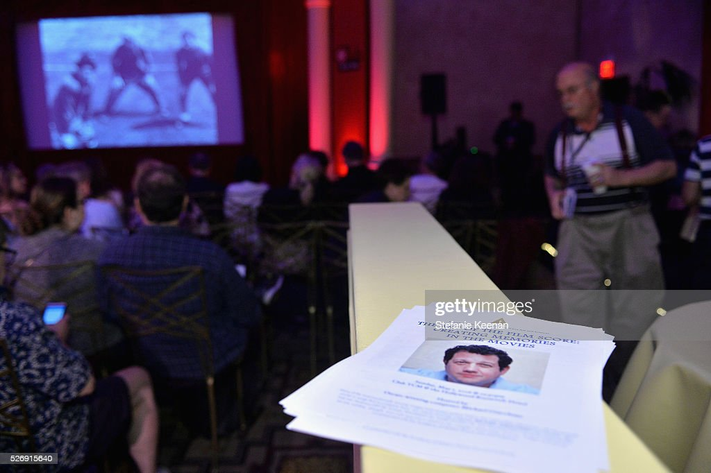 A view of the theatre at 'The Art of the Filmscore: Creating Memories in the Movies' during day 4 of the TCM Classic Film Festival 2016 on May 1, 2016 in Los Angeles, California. 25826_005