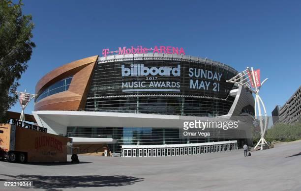 A view of the TMobile Arena prior the Canelo Alvarez v Julio Cesar Chavez Jr official weighin at on May 05 2017 in Las Vegas Nevada Canelo Alvarez...
