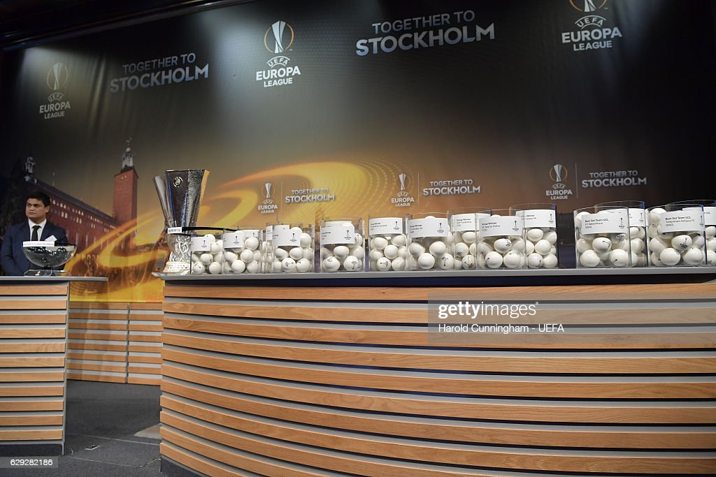 UEFA Champions League and Europa League Draws : News Photo