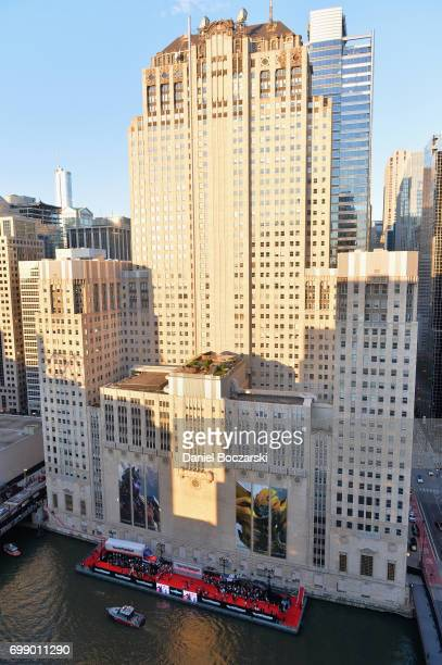 A view of the US premiere of 'Transformers The Last Knight' at the Civic Opera House on June 20 2017 in Chicago Illinois