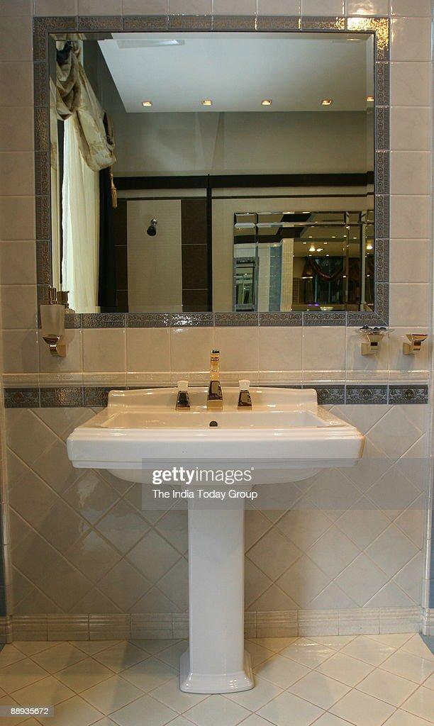 view of the vanity fare versace bathroom accessories in mumbai maharashtra india - Bathroom Accessories India
