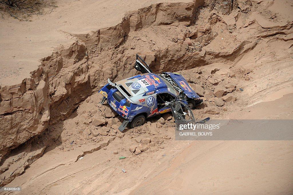Dakar Rally, Argentina - Chile