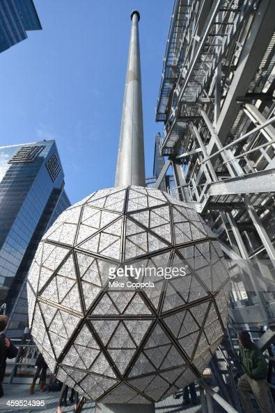 Waterford crystal times square ball stock photos and - Waterford crystal swimming pool times ...