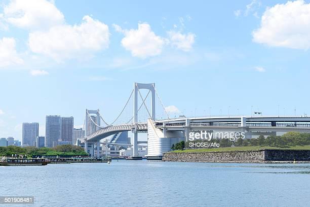 View of Tokyo, Japan