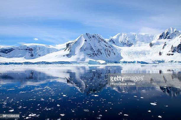 View of Wilhelmina Bay, Antarctica