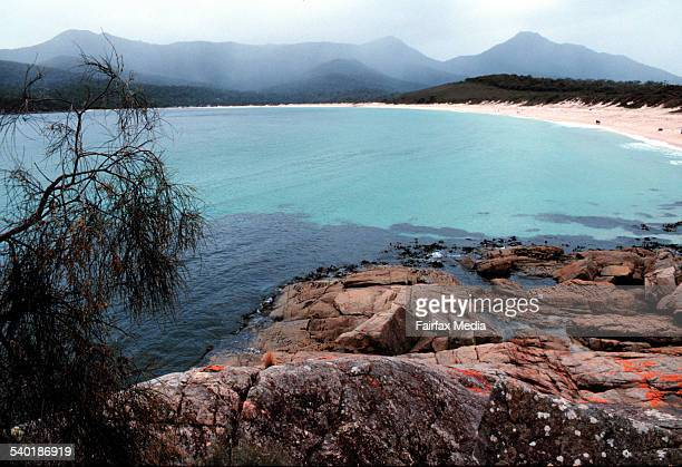 View of Wineglass Bay