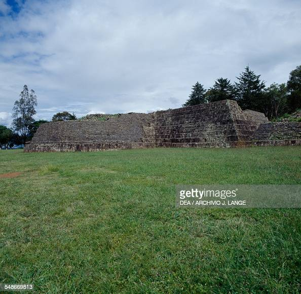 View Of Yacata Pyramids... Pictures