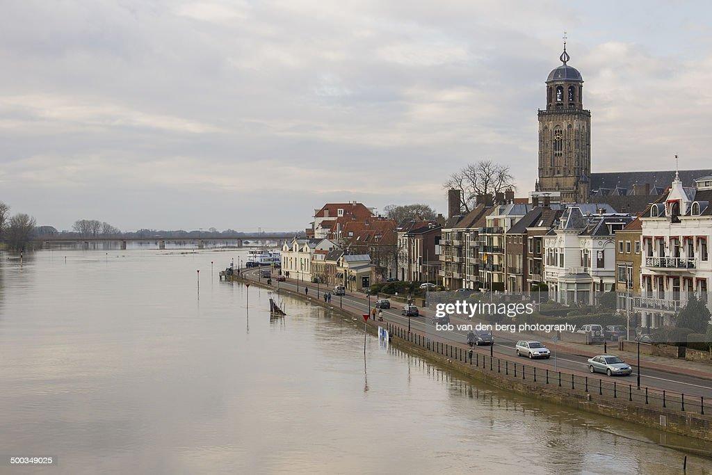 view on Deventer