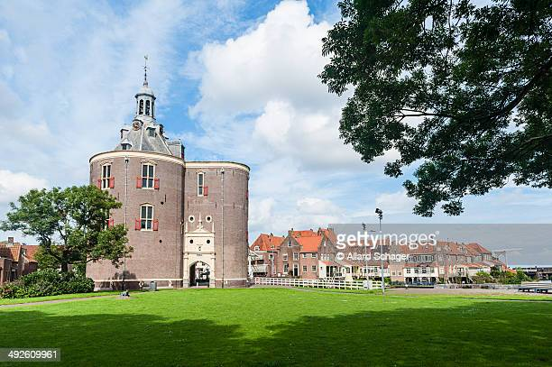 View on Enkhuizen, Netherlands
