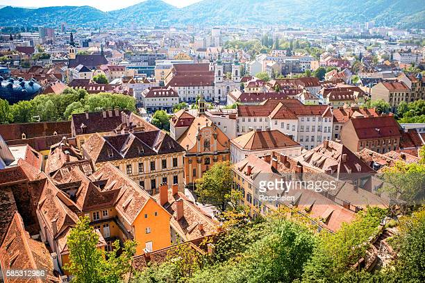 Also at number 9 is Graz in Austria.