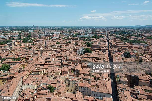 View over Bologna