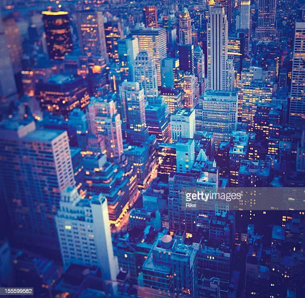 View over Manhattan