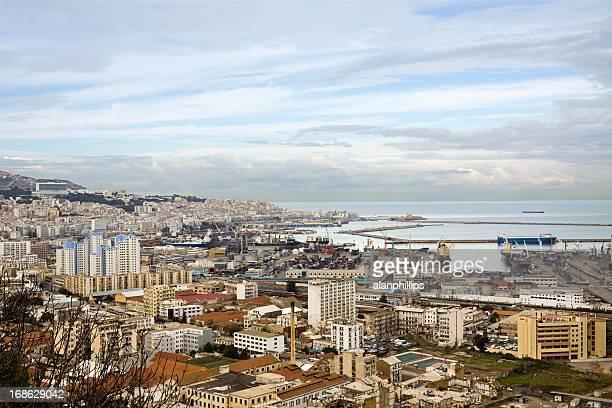 Vue sur la ville d'Alger