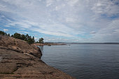 A view over the Gulf of Finland