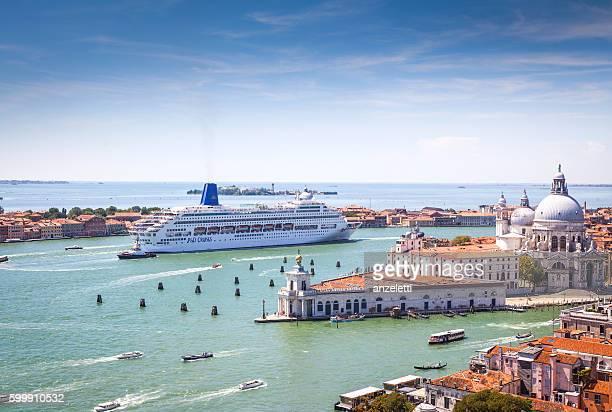 Vista su Venezia