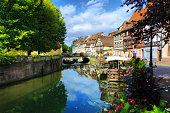 View Picturesque Petite Venise Colmar France