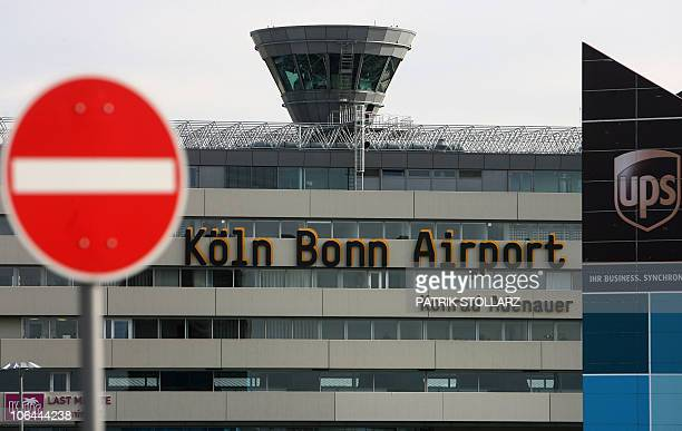View shows the CologneBonn airport and a UPS logo on November 2 2010 Responsibility for air freight security must lie with governments not airlines...