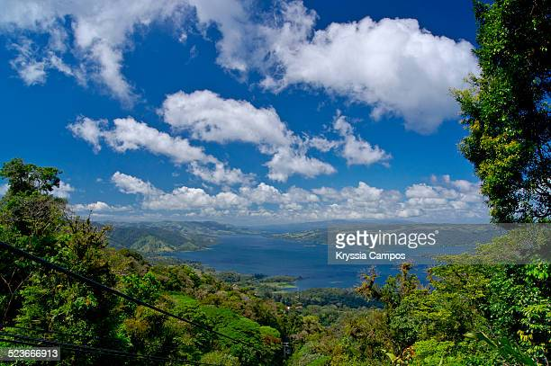 View to Arenal Lake