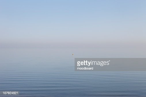 View to sea at herne Bay, Kent : Stock Photo