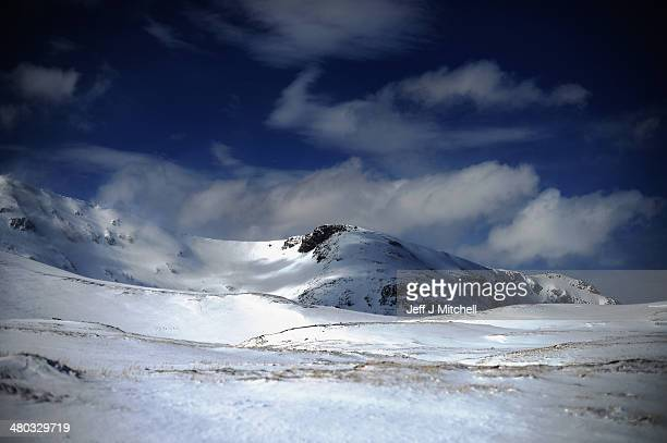A view towards Creise in Glen Coe on March 24 2014 in Glen Coe Scotland A referendum on whether Scotland should be an independent country will take...