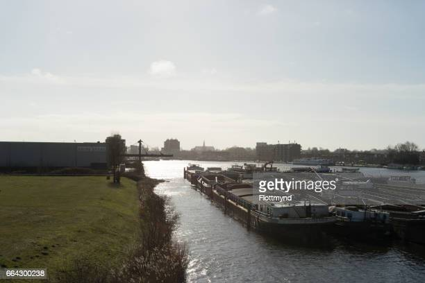 View towards Haarlem