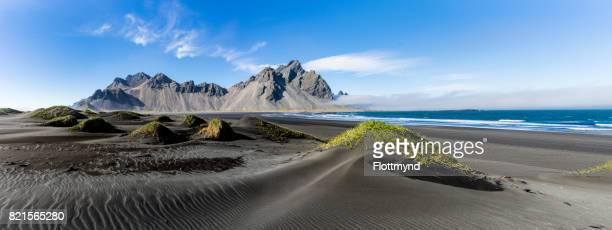 View towards Vestrahorn