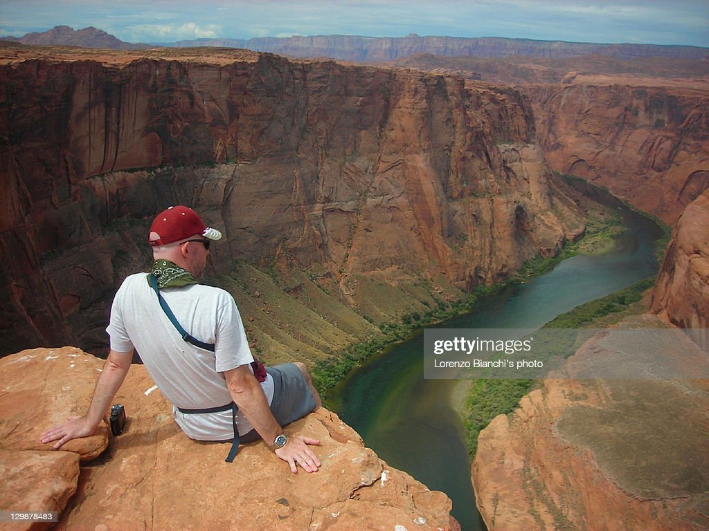 Viewing Colorado river