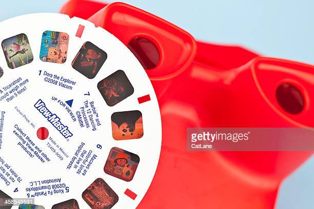 ViewMaster Toy and Reel
