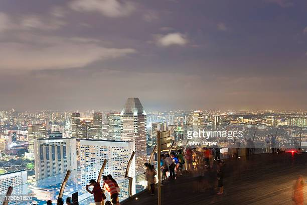 Viewpoint, Marina Bay Sands Hotel, Singapore
