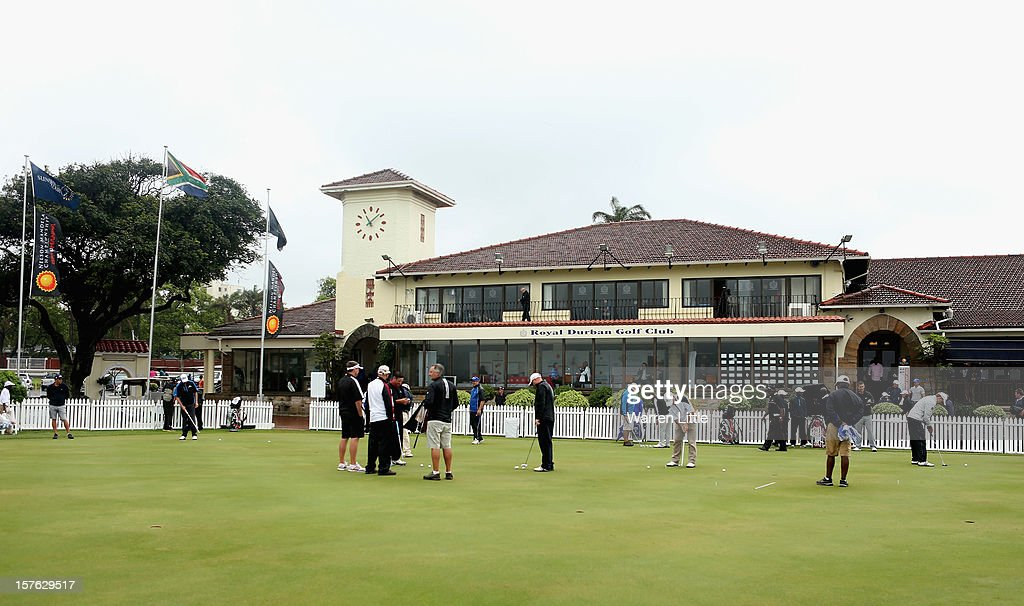 Views around Royal Durban Golf Club ahead of The Nelson Mandela Championship presented by ISPS Handa at Royal Durban Golf Club on December 5, 2012 in Durban, South Africa.