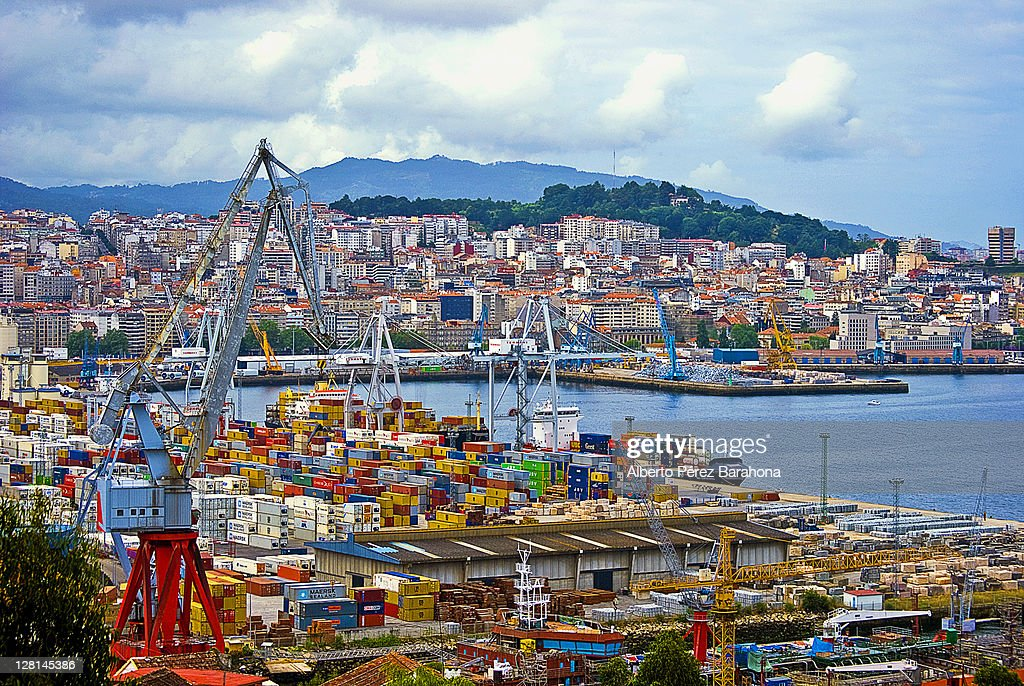 Views Vigo from Contacts