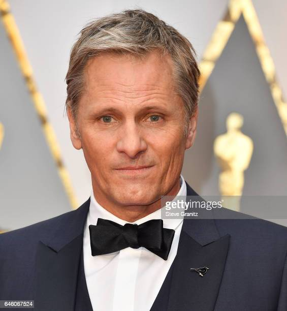 Viggo Mortensen arrives at the 89th Annual Academy Awards at Hollywood Highland Center on February 26 2017 in Hollywood California